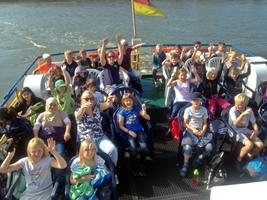 Klassenfahrtstagebuch Cuxhaven vom 29.08. – 02.09.2016